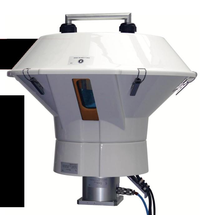 3D Stockpile Laser Scanner